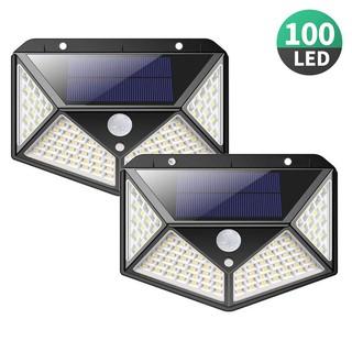 Đèn năng lượng mặt trời Solar 100LED 20 LED siêu sáng