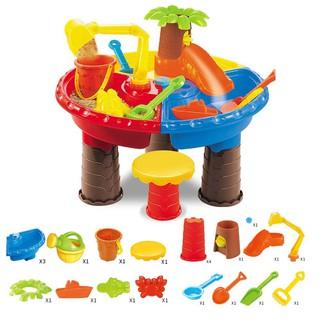 Bộ đồ chơi bàn xúc cát nước cho bé (Enfa)