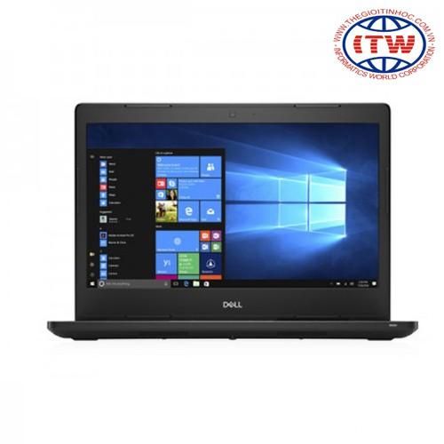 LAPTOP DELL LATITUDE 3480 L3480I514D (Đen) Tặng kèm túi NB Dell