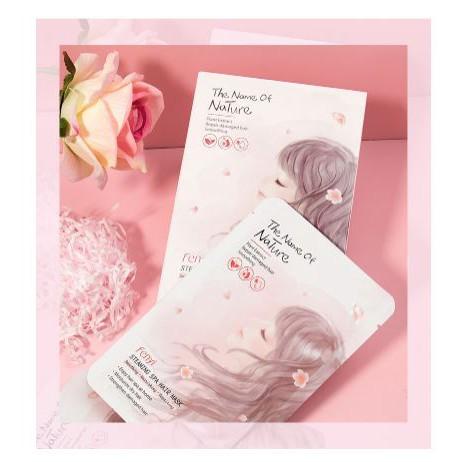Lẻ 1 gói Mặt nạ ủ tóc FENYI bóng mượt giảm gãy rụng - gồm khăn ủ trong mỗi gói