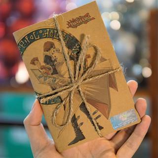 Thiệp Giáng sinh Phong cách Yugioh – KAIBA SETO – Tặng lá bài ngẫu nhiên bên trong