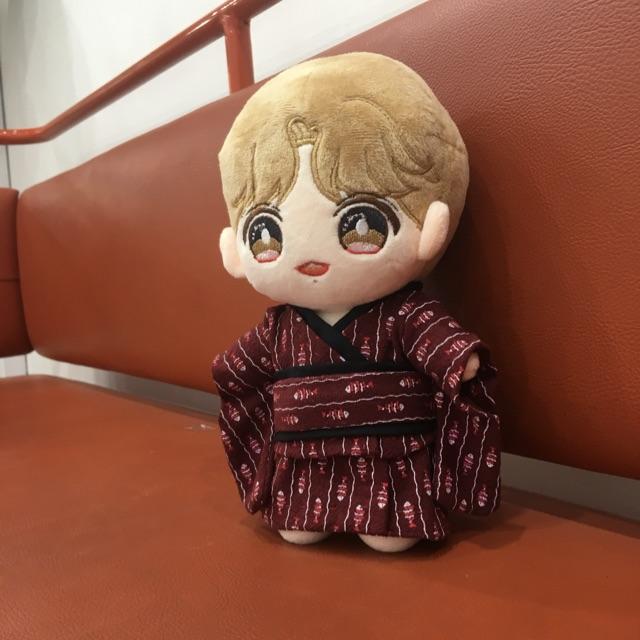 Outfit doll 20cm _ kimono koi sama