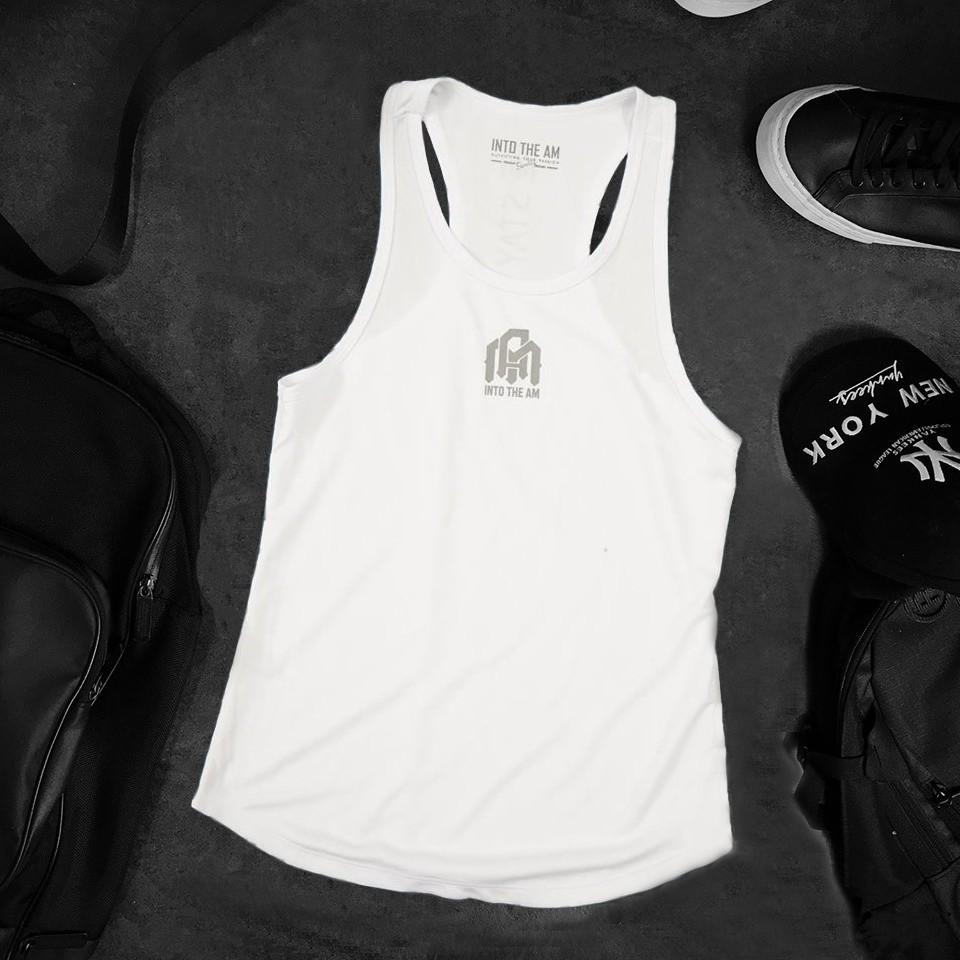 [Mã FASHIONT4MA giảm 10K đơn 50K] Áo Ba Lỗ Xẻ Nách - (Áo Gym Tanktop Nam) - ÁO BA LỖ GYM NAM - STRINGER MEN