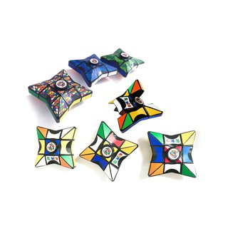 Rubik Biến Thể 6 Mặt – QiYi Figet Spinner Cube 2x5x5