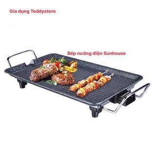 Bếp nướng điện không khói Sunhouse-SHD4607 hàng chính hãng
