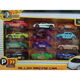 Bộ 12 xe đồ chơi cho bé .
