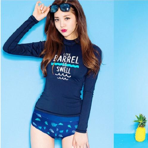 Bộ Đồ Tập bơi đi tắm biển nữ Bikini 2 mảnh (1 Set Áo dài và quần lót) Swell II KIT Sport Việt Nam | WebRaoVat