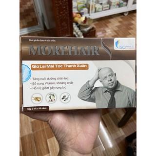 Viên uống bổ tóc Morehair