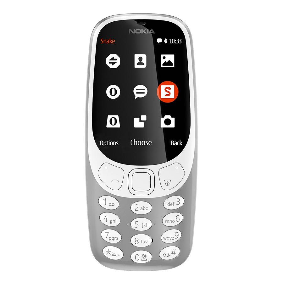 Điện thoại Nokia 3310 2017 - Dark Blue - Chính hãng