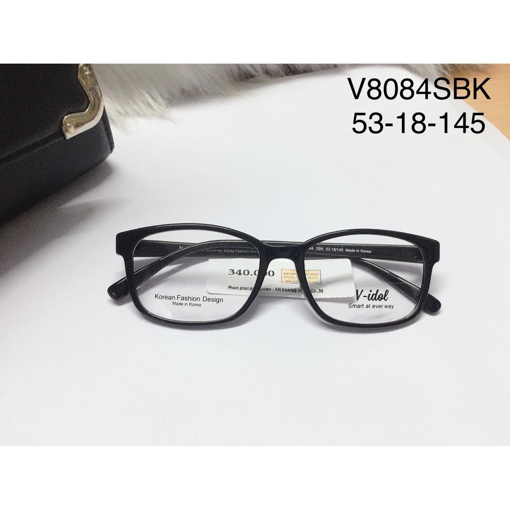 Giá bán Gọng Kính Cận Nhựa Dẻo Chính Hãng V Idol V8084Sbk