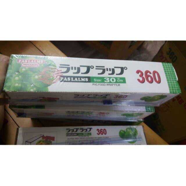 (Bán sỉ) 10 hộp màng bọc size 360 giá rẻ