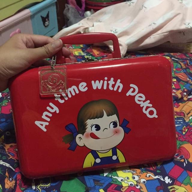 กล่องเหล็ก pekochan pokochan