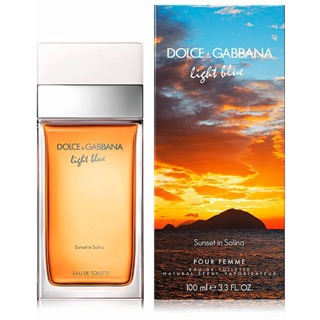 Nước hoa D&G light blue sunset in salina pour femme 100ml