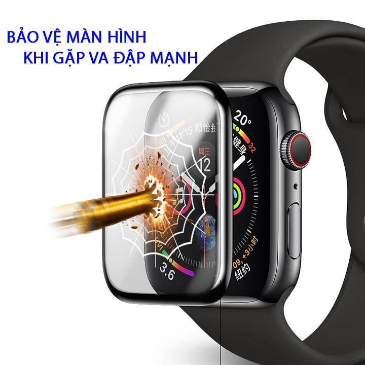 Kính cường lực đồng hồ thông minh APPLE Watch, iWhatch - KÍNH DẺO - Kính dán bảo vệ đồng hồ thông minh