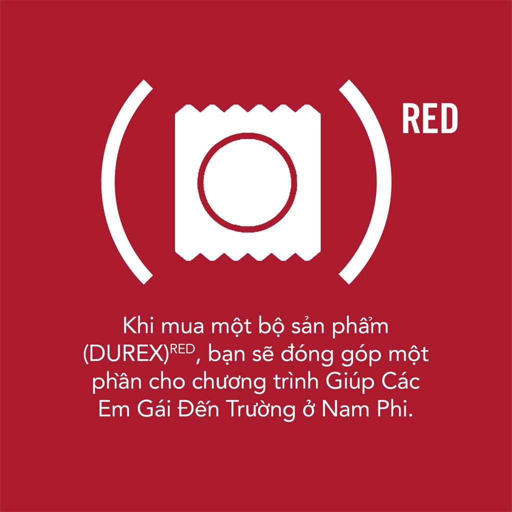 Hình ảnh Bộ sản phẩm Durex Red phiên bản giới hạn-5