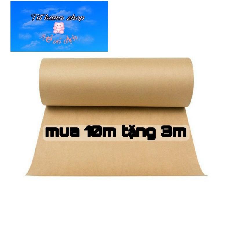 GIẤY GÓI HÀNG.GIẤY KRAFT( Giấy xi măng) dai dầy mịn bán lẻ 1,5m
