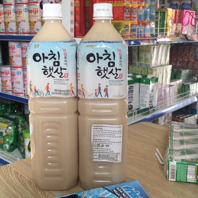 Nước gạo Hàn Quốc loại 1,5 lít - 3300891 , 587073882 , 322_587073882 , 47000 , Nuoc-gao-Han-Quoc-loai-15-lit-322_587073882 , shopee.vn , Nước gạo Hàn Quốc loại 1,5 lít