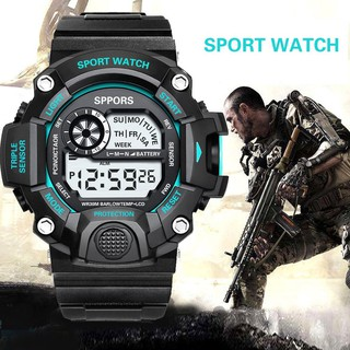 Đồng hồ thể thao nam nữ Spports TT333