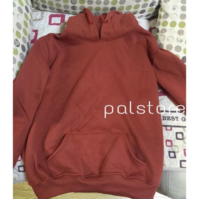 áo hoodie màu đỏ gạch - 2561377 , 738596591 , 322_738596591 , 90000 , ao-hoodie-mau-do-gach-322_738596591 , shopee.vn , áo hoodie màu đỏ gạch