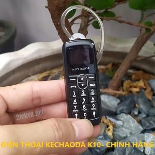 [CHÍNH HÃNG] Điện Thoại Mini Kechaoda K10 – Tai nghe bluetooth Nhỏ gọn Dễ thương Có Thay Đổi Giọng Nói