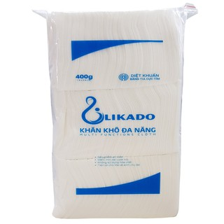 Khăn vải khô Likado 400g