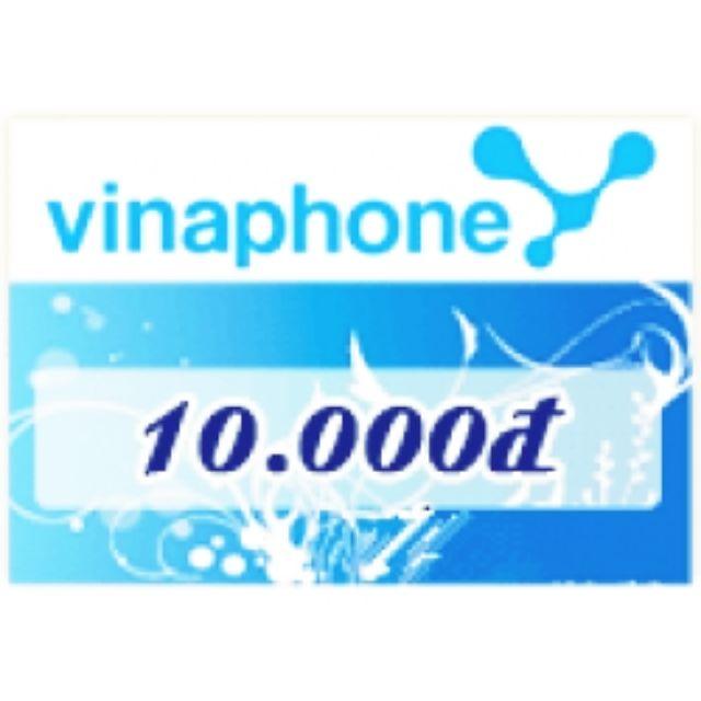 Thẻ cào vina 10k( Mã thẻ vinaphone 10.000)
