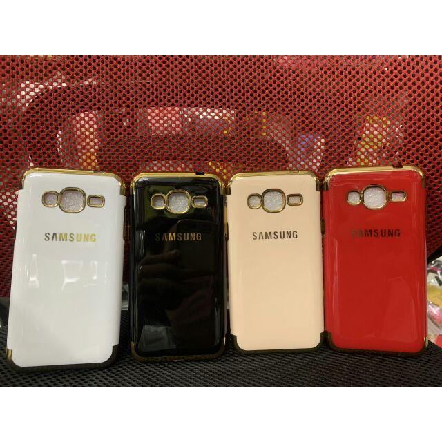 Ốp Samsung J3/J310 dẻo si bóng thời trang