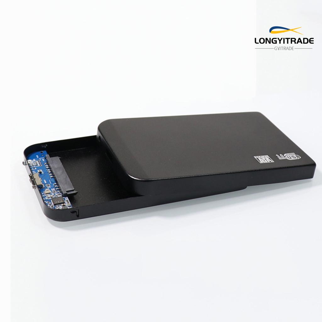 Hộp Đựng Ổ Cứng Ngoài Usb 3.0 5gbps Cho Laptop