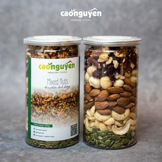 Mix 6 hạt dinh dưỡng ĂN VẶT MẸ BẦU/ ĂN KIÊNG/ EAT CLEAN/ KETO ( macca, óc chó vàng, đỏ, hạt điều, hạnh nhân, bí xanh )