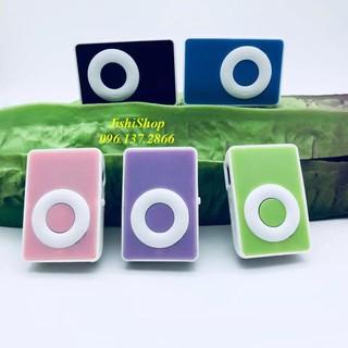 Máy Nghe Nhạc MP3 Mini đủ bộ ( Ke m Ca p + Tai Nghe ) thumbnail