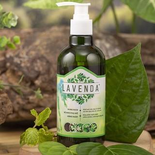 Dung dịch vệ sinh phụ nữ Lavenda - Hỗ trợ khử mùi hôi, duy trì độ ẩm và làm dịu mát vùng kín (chai 250 ml) 4