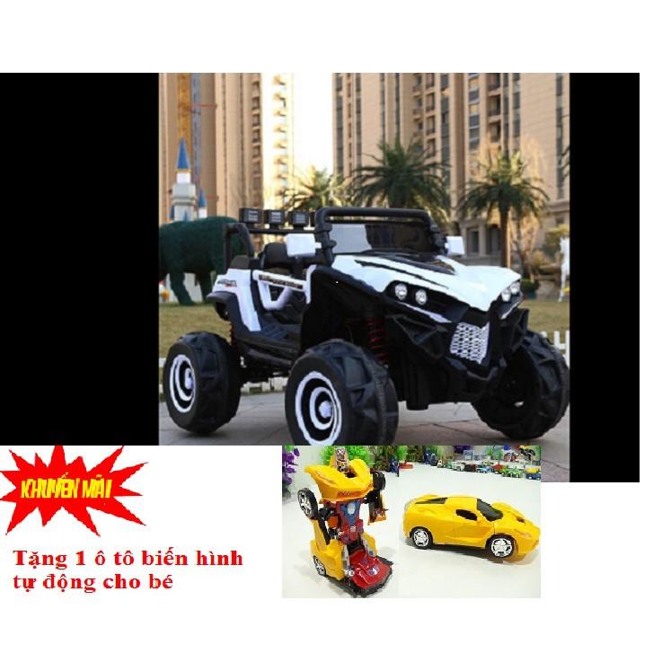 Xe ô tô điện trẻ em Địa Hình JL-588