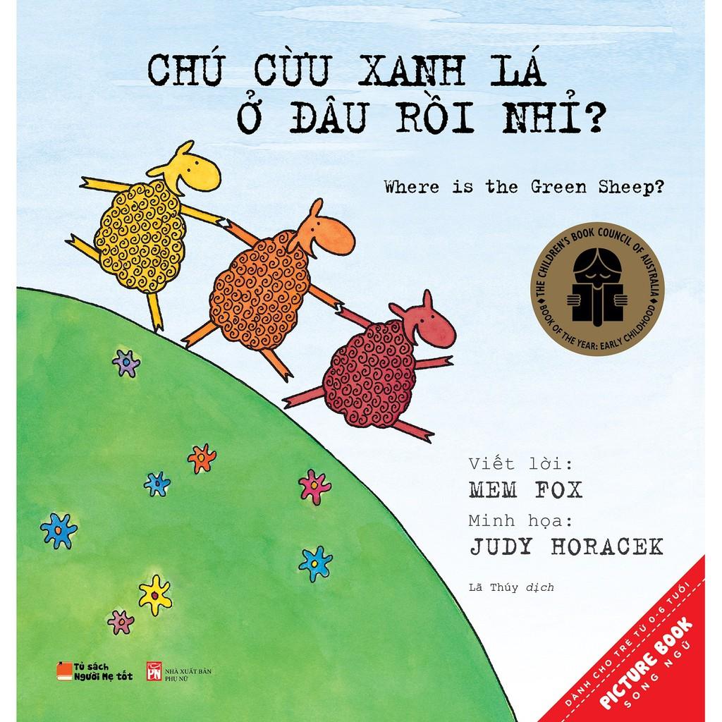 Sách - Chú cừu xanh lá ở đâu rồi nhỉ? (Ehon song ngữ cho bé 0 - 6 tuổi) - 2746313 , 771398822 , 322_771398822 , 39000 , Sach-Chu-cuu-xanh-la-o-dau-roi-nhi-Ehon-song-ngu-cho-be-0-6-tuoi-322_771398822 , shopee.vn , Sách - Chú cừu xanh lá ở đâu rồi nhỉ? (Ehon song ngữ cho bé 0 - 6 tuổi)