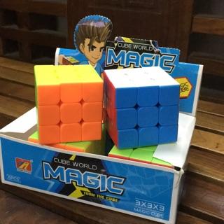 Rubic 3×3 cao cấp ( trơn nhẹ 488)