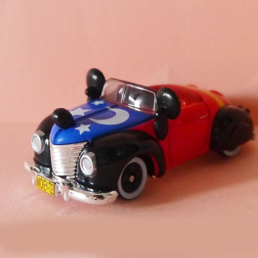 Xe mô hình mui trần Tomica DisneySea Mickey