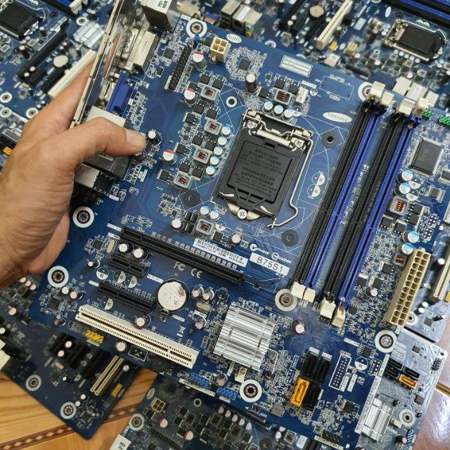 Main Sam Sung B75 SK 1155 tháo máy như mới
