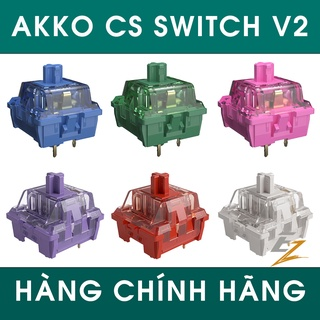Bộ Akko CS Custom 45 Switch V1