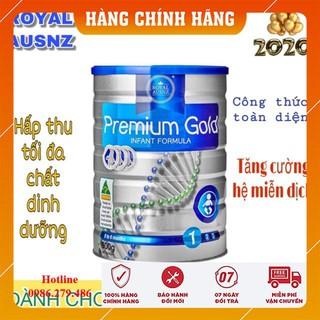 [ HÀNG CHÍNH HÃNG ] Sữa Hoàng Gia Úc Royal Ausnz Premium Gold 1 – 900g