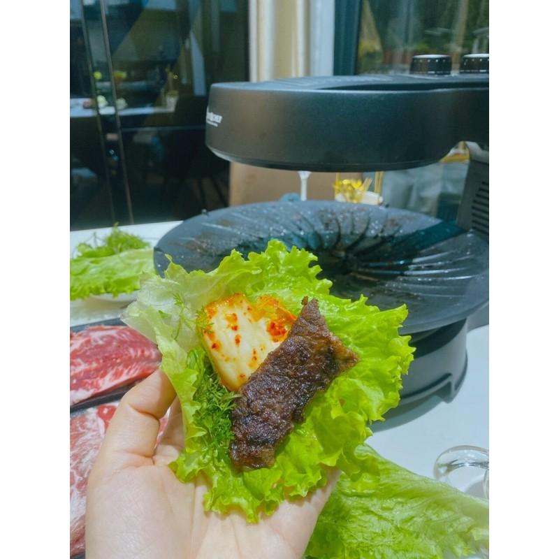 BẾP NƯỚNG CHEF&CHEF BBQ HÚT KHÓI HÀN QUỐC