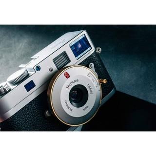 Ống kính 7Artisans 35mm F5.6 Pancake Full-Frame cho Leica M M8 M9p M10 M-P M7 M-A M-D M240 M-P240 M typ-262 M10R thumbnail