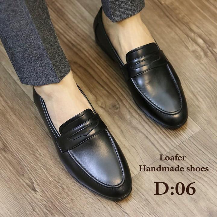 Giày tây nam da bò hàng xuất xưởng bảo hành 12 tháng cam kêt hoàn tiền nếu khkoong đúng hình
