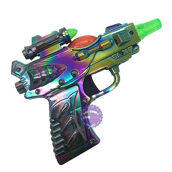 Đồ chơi súng ngắn xi 7 màu dùng pin có đèn nhạc - 2874962 , 899929570 , 322_899929570 , 30000 , Do-choi-sung-ngan-xi-7-mau-dung-pin-co-den-nhac-322_899929570 , shopee.vn , Đồ chơi súng ngắn xi 7 màu dùng pin có đèn nhạc