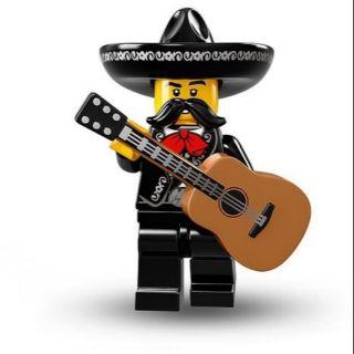 LEGO chính hãng – Mariachi – Minifigures Series 16