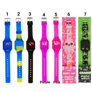 Đồng hồ đeo tay họa tiết dễ thương dành cho trẻ em thumbnail
