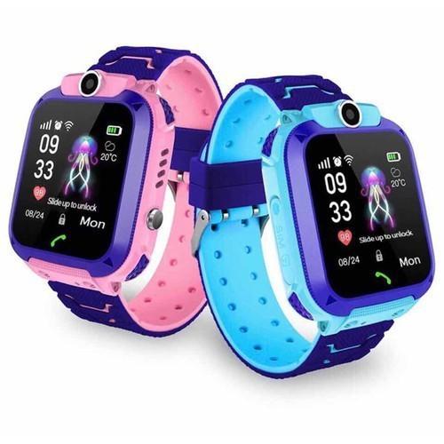 Đồng hồ định vị trẻ em Digiwatch DW28 Nghe gọi 2 chiều   Camera chụp hình   Chống nước IP67