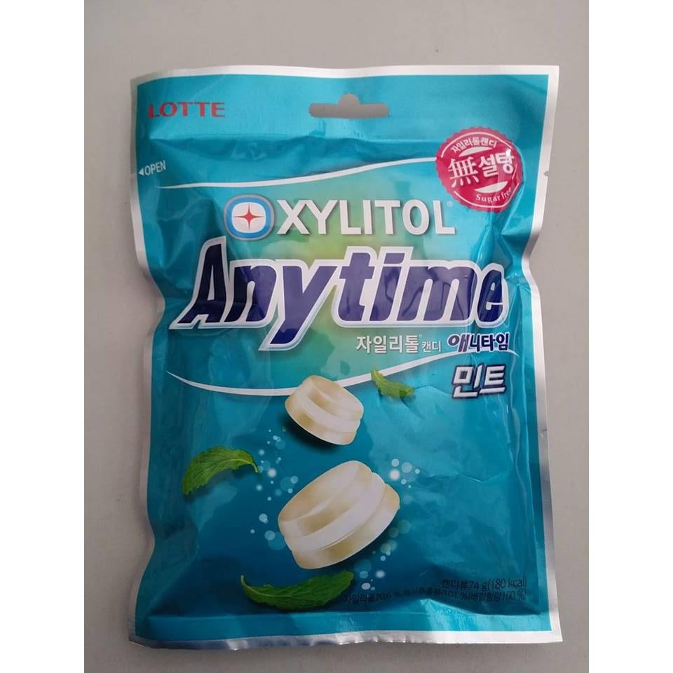 Kẹo Anytime Hàn Quốc 74g - 3143290 , 845137113 , 322_845137113 , 27000 , Keo-Anytime-Han-Quoc-74g-322_845137113 , shopee.vn , Kẹo Anytime Hàn Quốc 74g