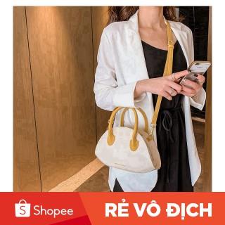 Túi xách nữ đeo chéo kiểu dáng mới 2021 hình bán nguyệt TX13 túi xách đeo vai - Túi xách Chip Xinh