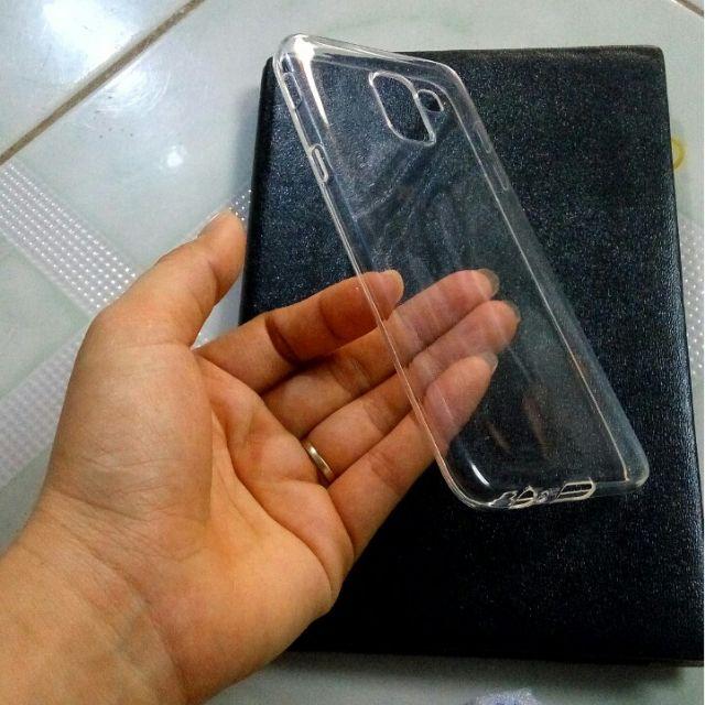 Ốp lưng silicon cao cấp samsung j6 2018