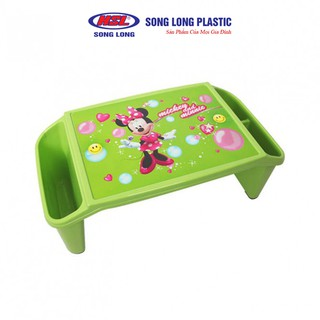 Bàn tập tô màu trẻ em size nhỏ nhựa Song Long Plastic cao cấp – 2776
