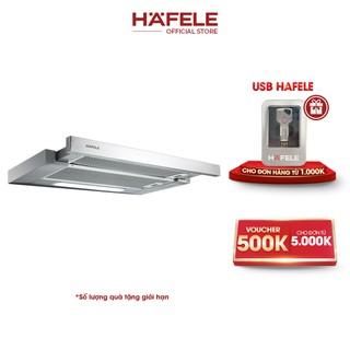 Máy Hút Mùi Âm Tủ HAFELE HH-TI90D HH-TI90D (90cm) - 539.81.085 Xuất Xứ Châu Âu Kèm Than Hoạt Tính
